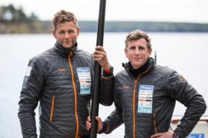 Glenn Mattsing and Sören Kjellkvist