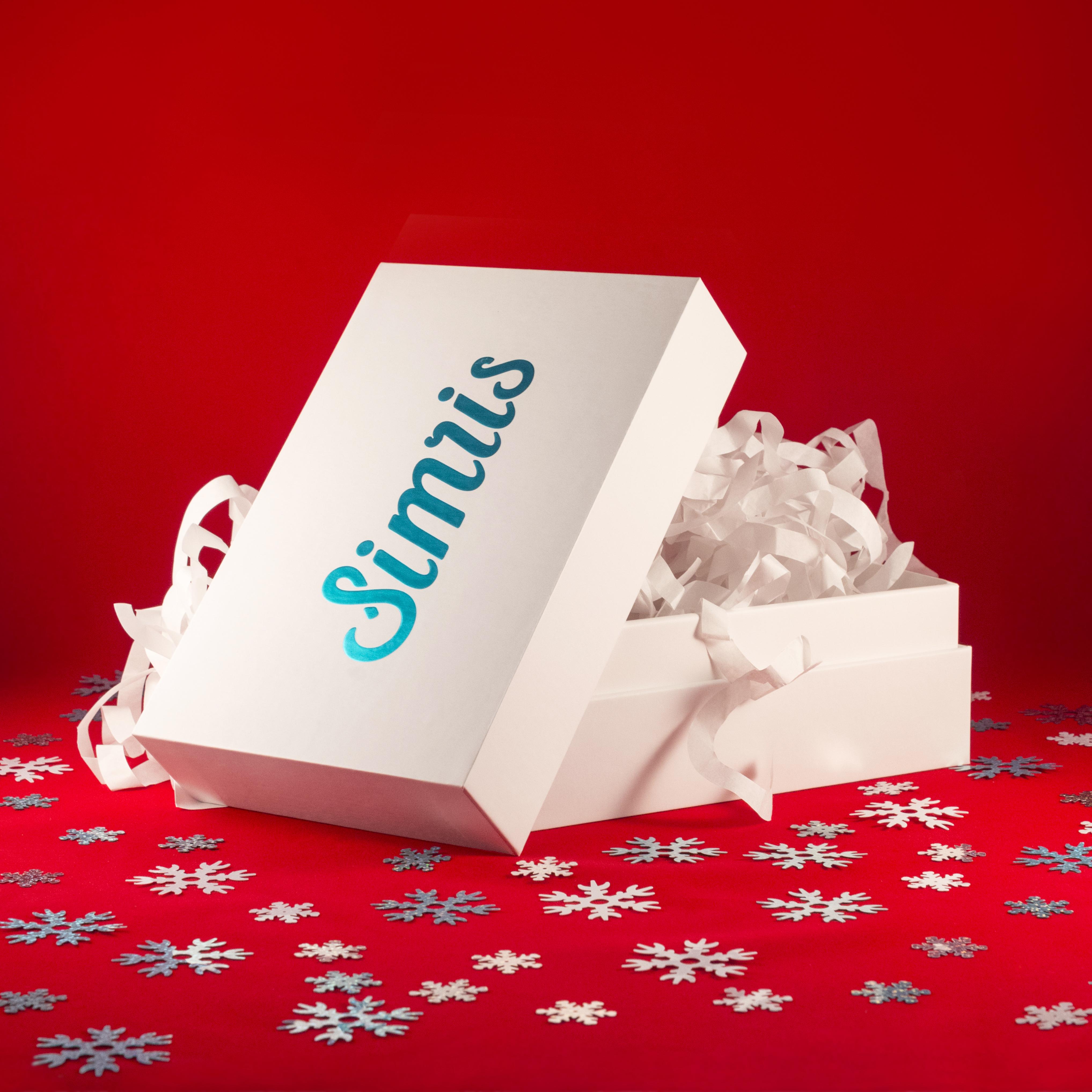 Vacker julklapp från Simris