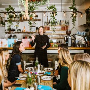 Daphne Jaeschke beratet om rutiner och bra vanor