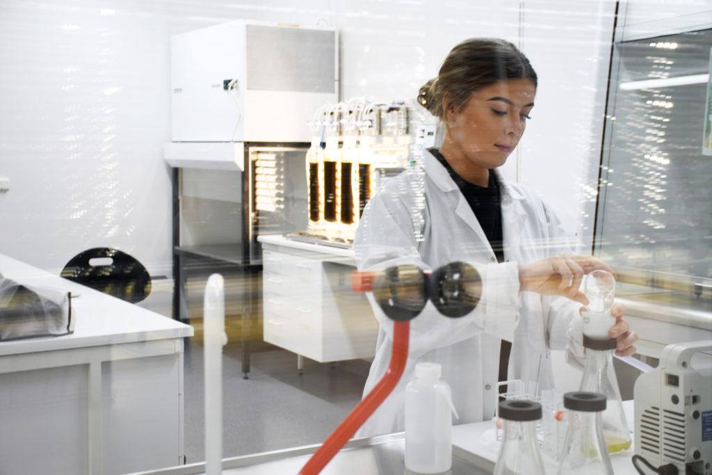 Simris laboratory